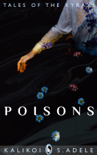 cover of Poisons by Susannah Adele